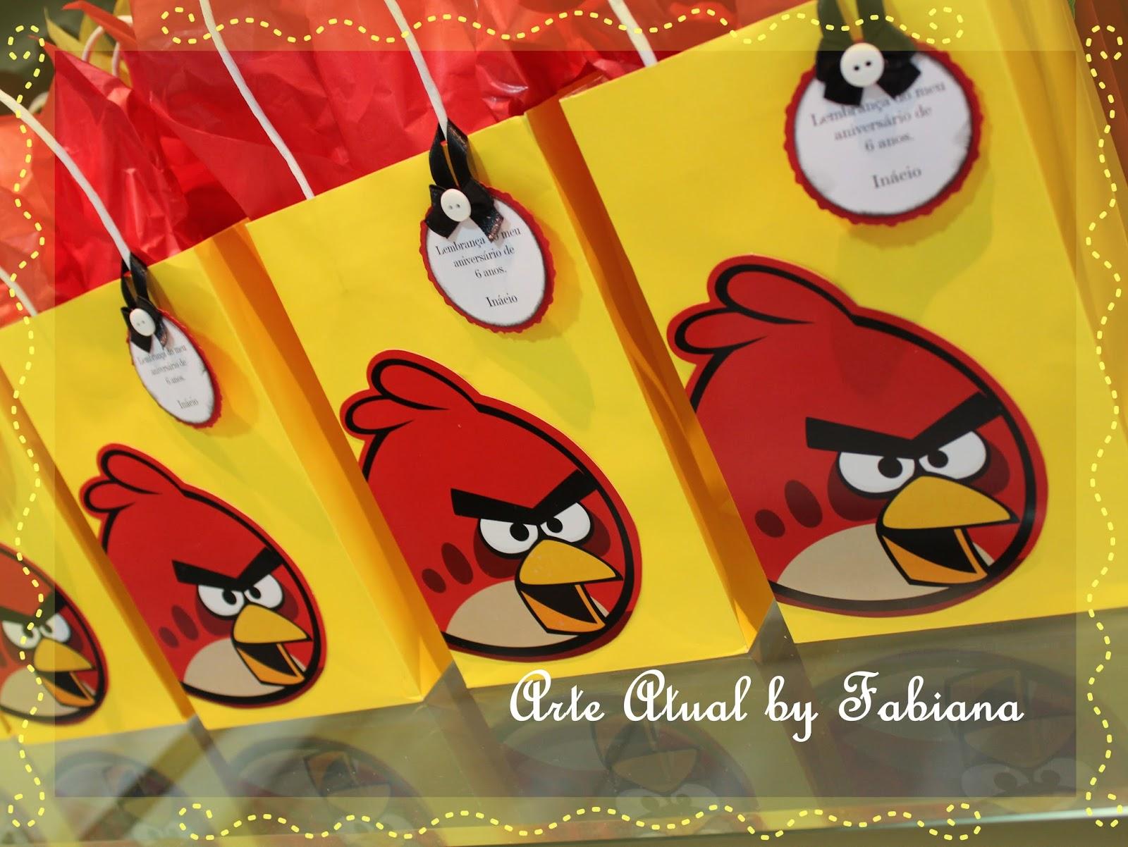 Colorido Angry Birds Personagens Vector: Bem Vindo!: Decoração Angry Birds