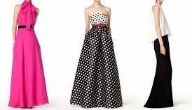 صور فساتين طويلة موديلات الفساتين القطنية