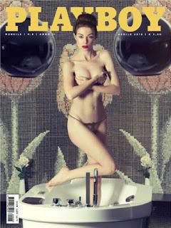 Revista Playboy Italia-Abril 2016 PDF Digital