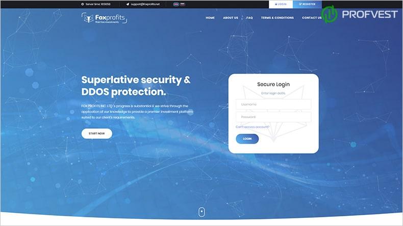 FoxProfits обзор и отзывы HYIP-проекта