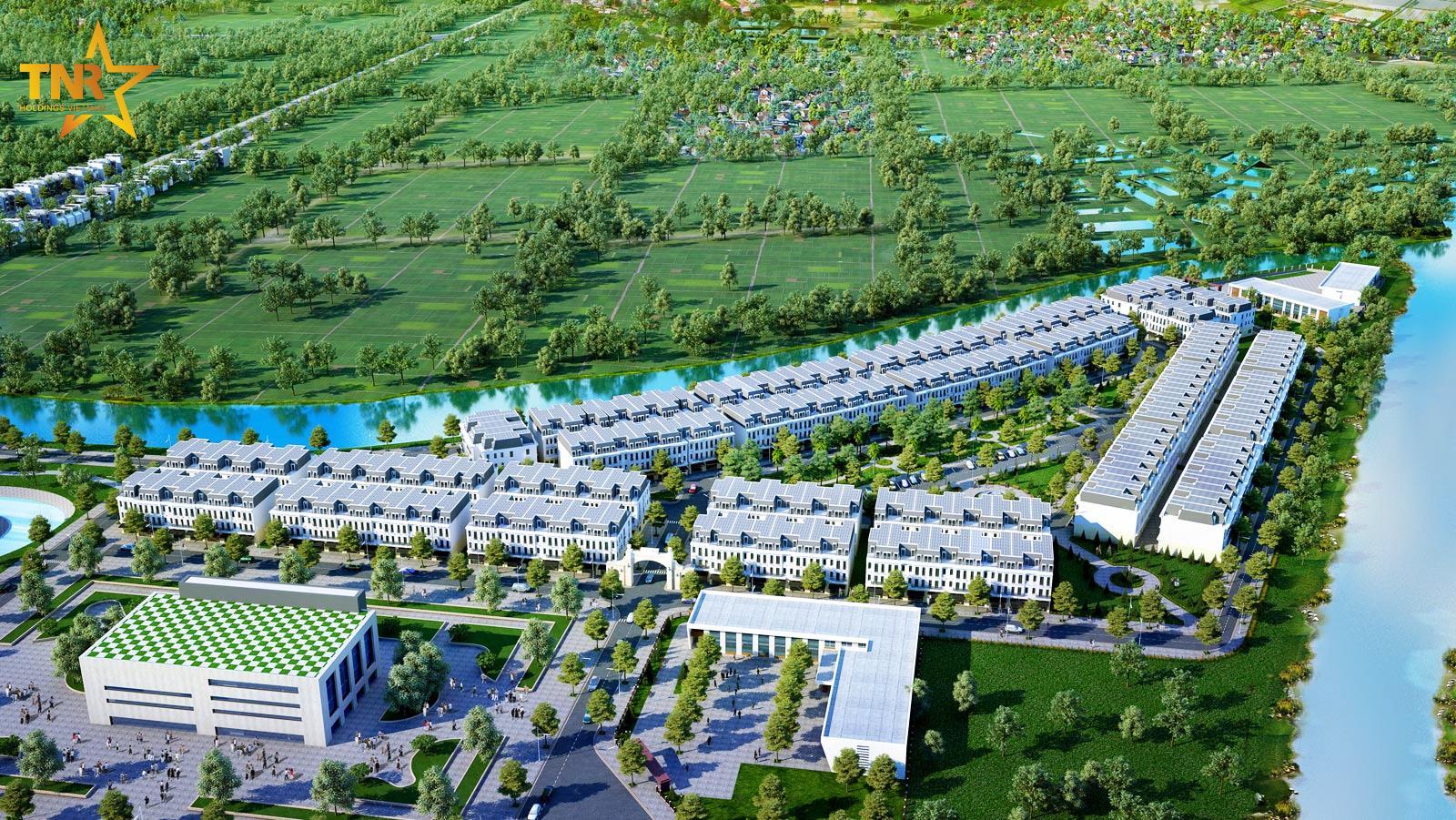 Bán đất nền khu đô thị TNR Star Nam Sách