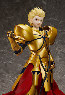 Archer / Gilgamesh en esta nueva figura de FREEing.
