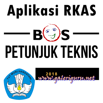 Contoh Format RKAS BOS Plus Juknis 2018 - Galeri Guru