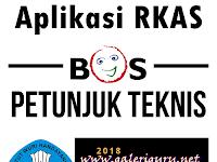 Contoh Format RKAS BOS Plus Juknis 2018