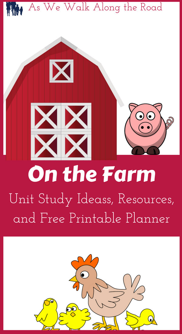 Farm unit study resources