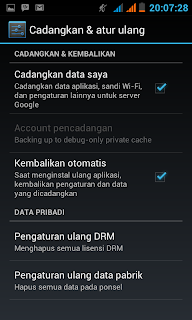 Cara Mengatasi Google Play Store No Connection / Check Connection and Try Again
