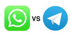 Whatsapp VS Telegram | Which One More Better?