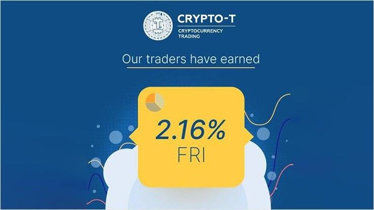 Ежедневный отчет от Crypto-T?
