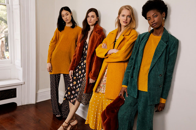 LEFTIES WOMAN COLLECTION AW'18 AUTUMN FOCUS