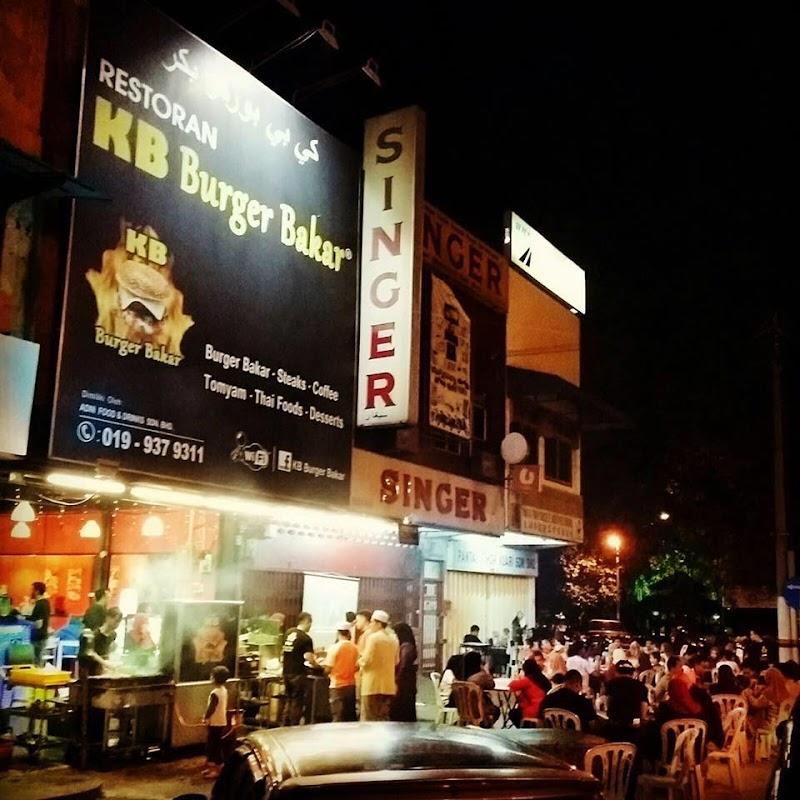 KB Burger Bakar