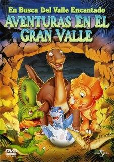 Pie Pequeño 2: Aventuras en el Gran Valle – DVDRIP LATINO