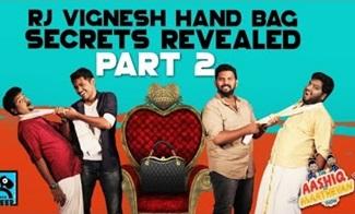 I will be getting married at Nadigar Sangam Mandapam – RJ Vignesh | ft. Aashiq & Maathevan