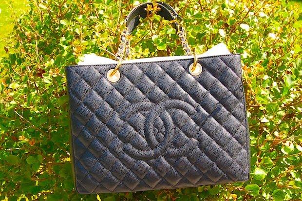 b1e2f97f83b35e My first Chanel bag ... black caviar GST with gold hardware | Covet &  Acquire