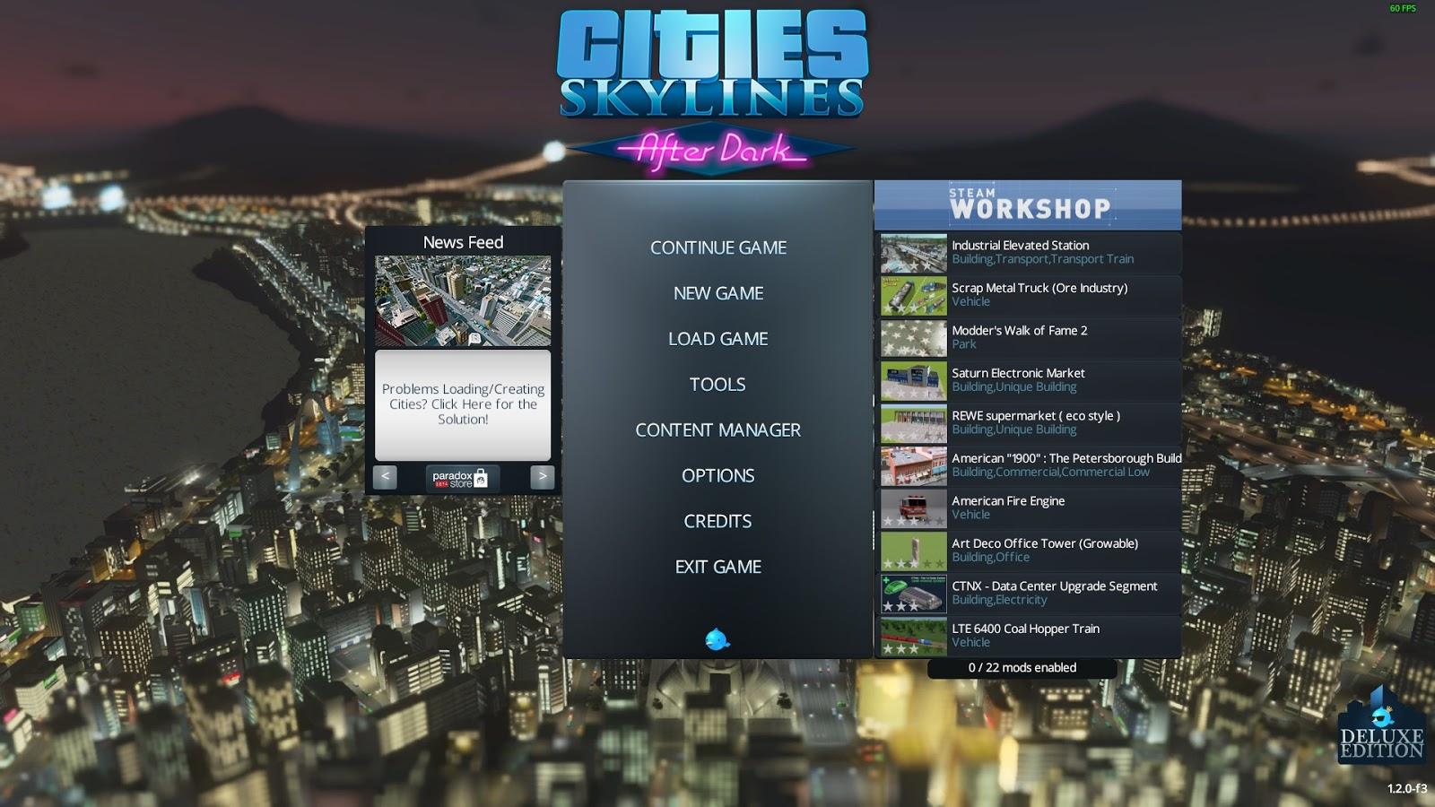 [遊戲] Cities: Skylines 天際線 MOD 分享 - 【-Ma の 筆記本-】