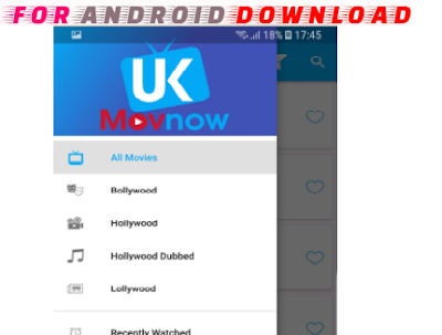 Download Free UKMOVNow1.2 Apk-Watch Free Cable Movies on Android  Watch Live Premium Cable Tv,Sports Channel,Movies Channel On Android or PC