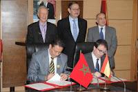 التوقيع على مذكرة تفاهم لتدريس اللغة الاسبانية بالمغرب