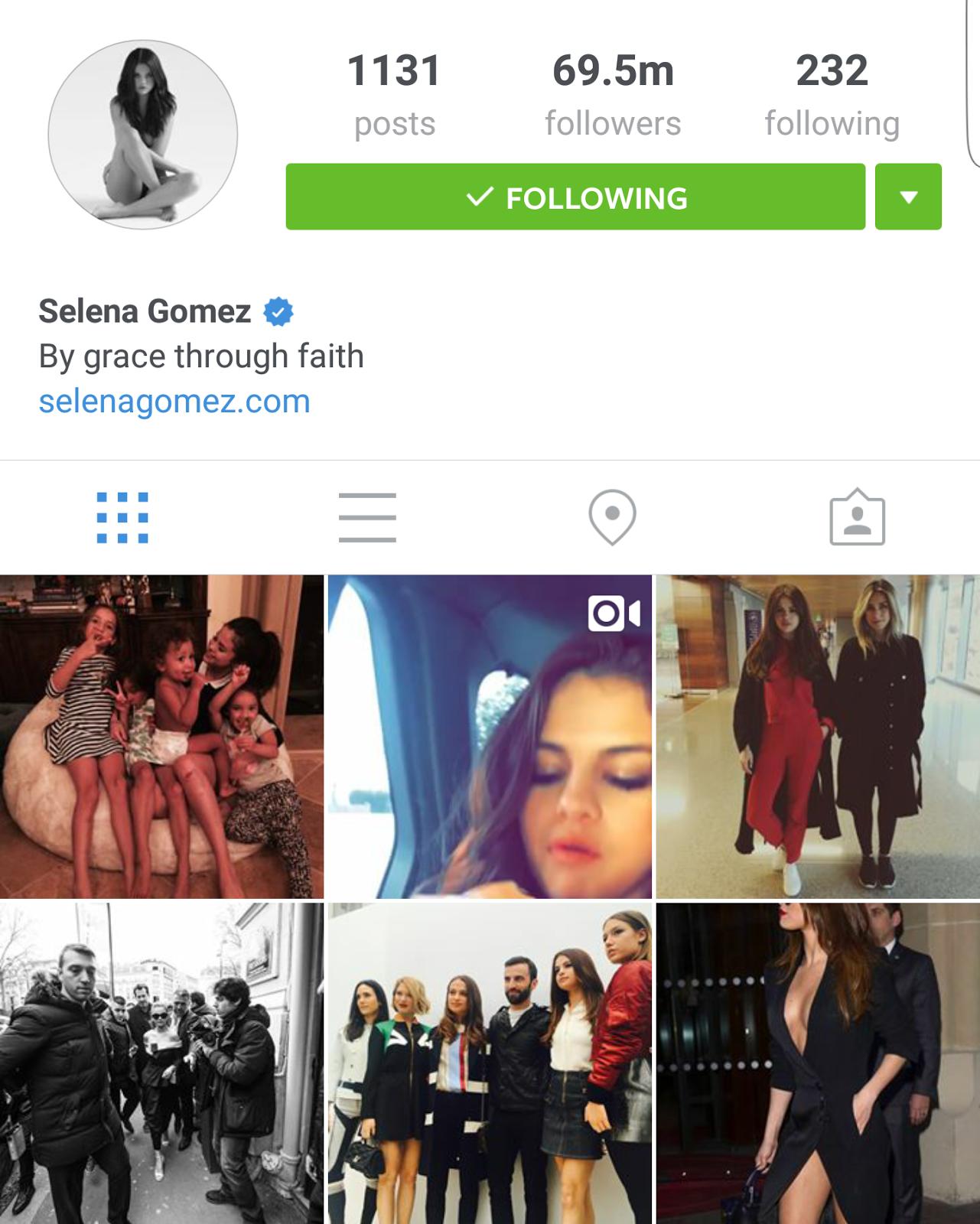 top 5 followers on instagram