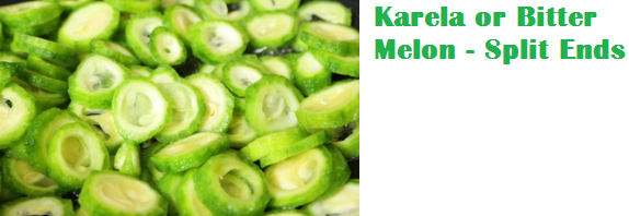 Health Benefits Of Karela or Bitter Melon - Split Ends