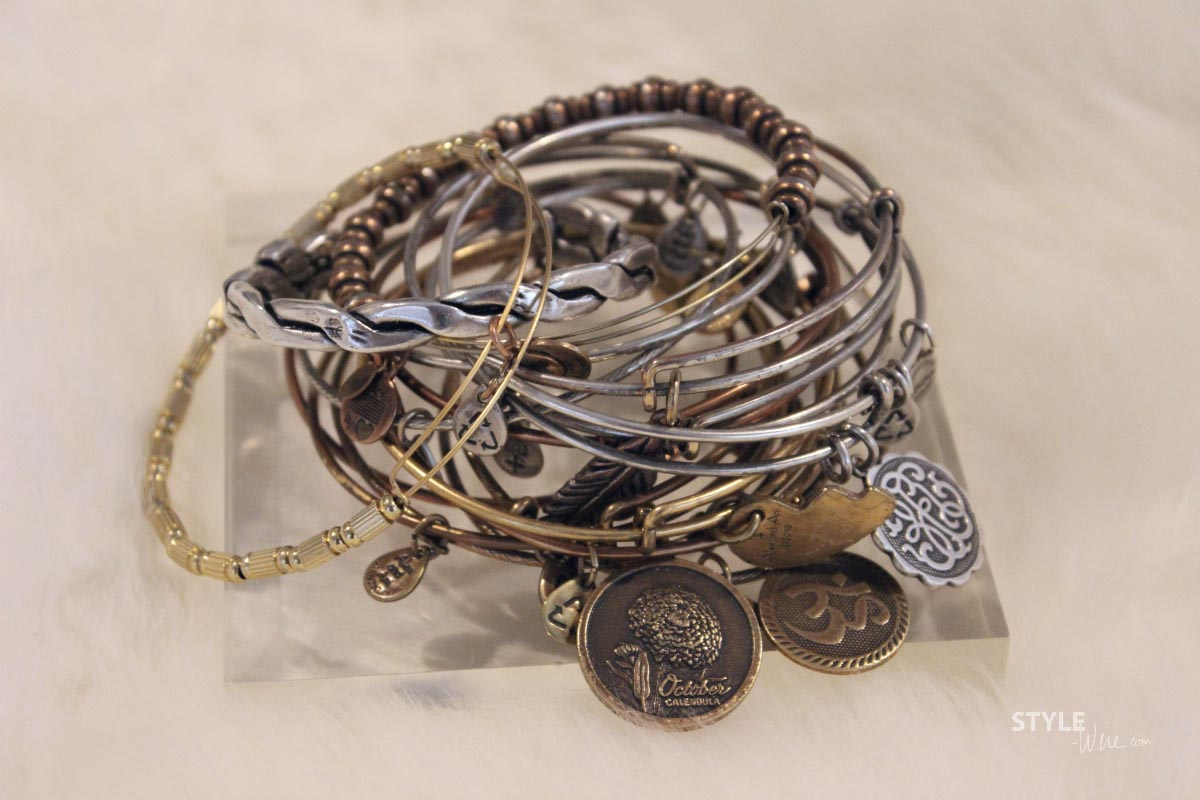 Collections My Alex Ani Bracelets