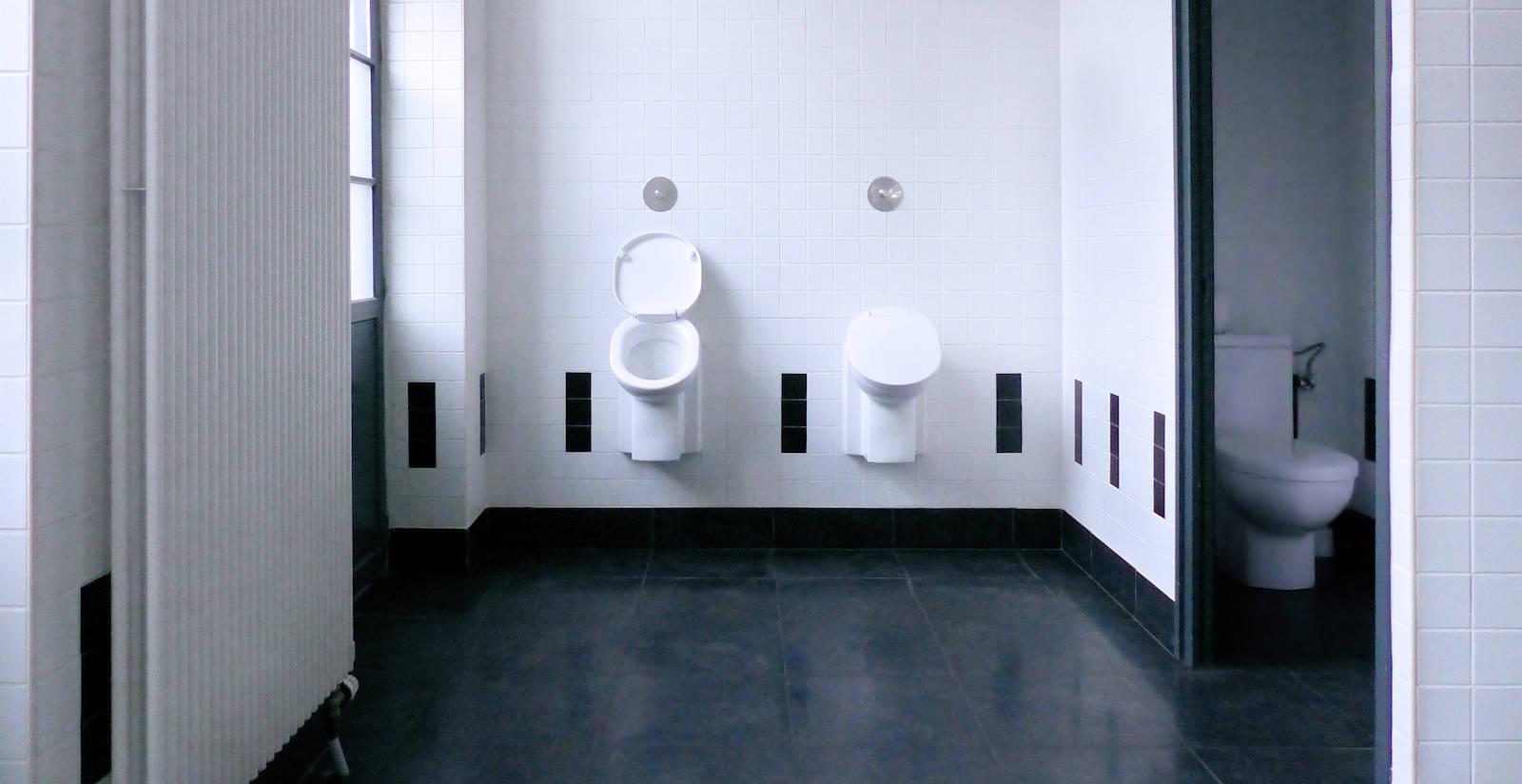 Urinoirs des toilettes Hommes