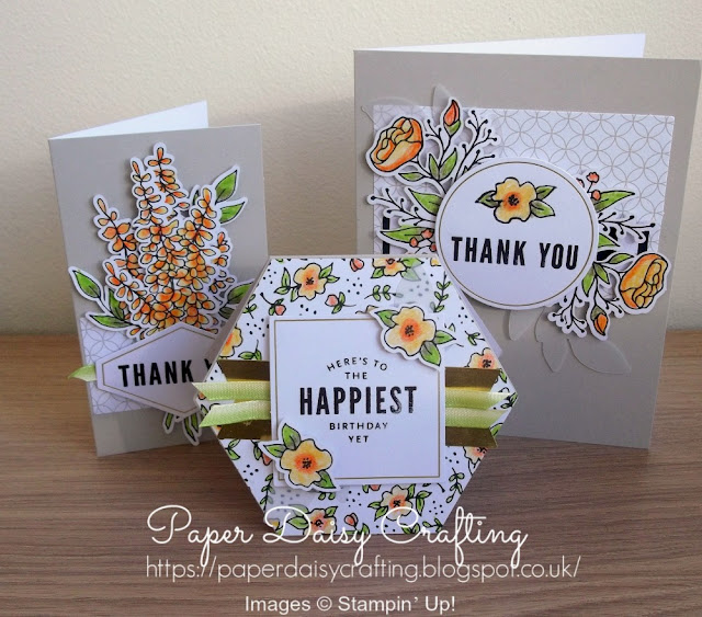 Lots of Happy card kit from Stampin' Up! - order now in my 24/7 online shop