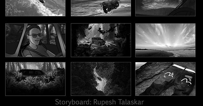 Myntra.com New TVC 2016 Storyboard   Rupesh Talaskar world