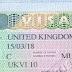 Hồ sơ xin visa du lịch Anh