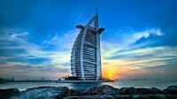 Burj al Arab- 4H3M Dubai Shopping Festival Jan 2018 - Salika Travel