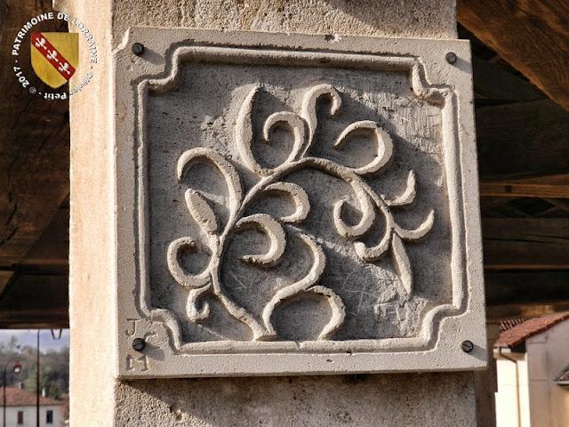 Rue Franche : Le lavoir (fin XIXe siècle)