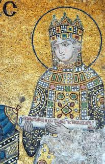 Zoe Porfirogéneta. Emperatriz de Bizancio +(978-1050)
