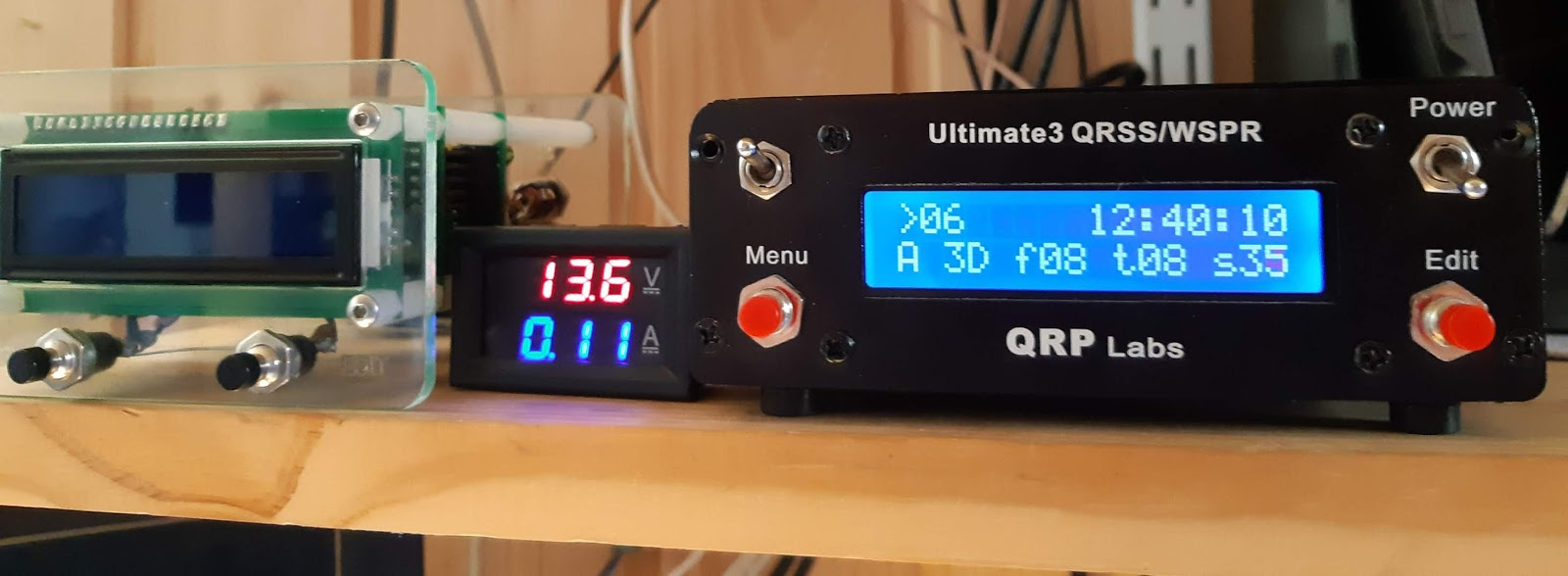 LA3ZA Radio & Electronics