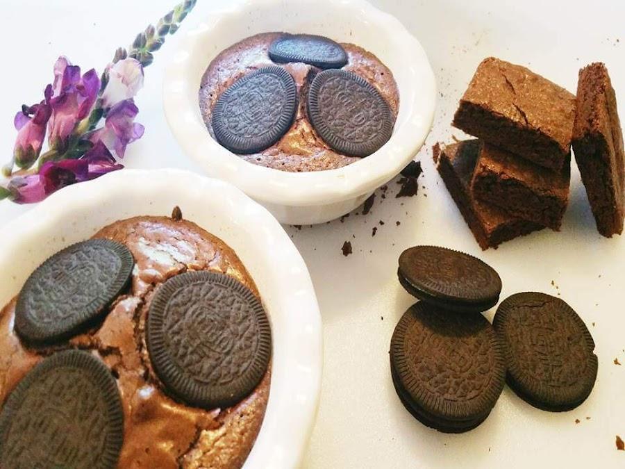receta-brownies-oreo-thins