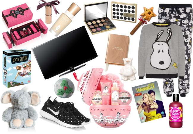 Beauty Fashion Christmas Wishlist