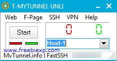 inject telkomsel no limit fastssh