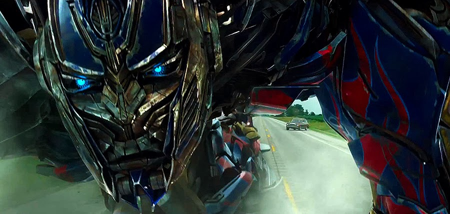 Optimus în Transformers: Age Of Extinction