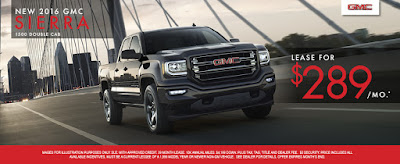 Ed Morse Buick GMC 2016 Pickup Truck of the Year GMC