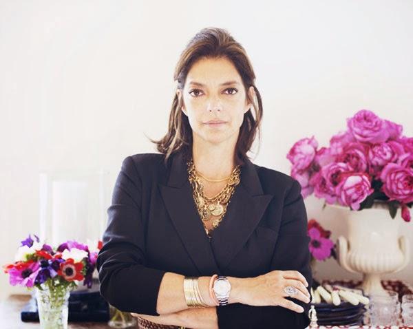 this is glamorous - Carolina Irving Joins Oscar de la Renta Home