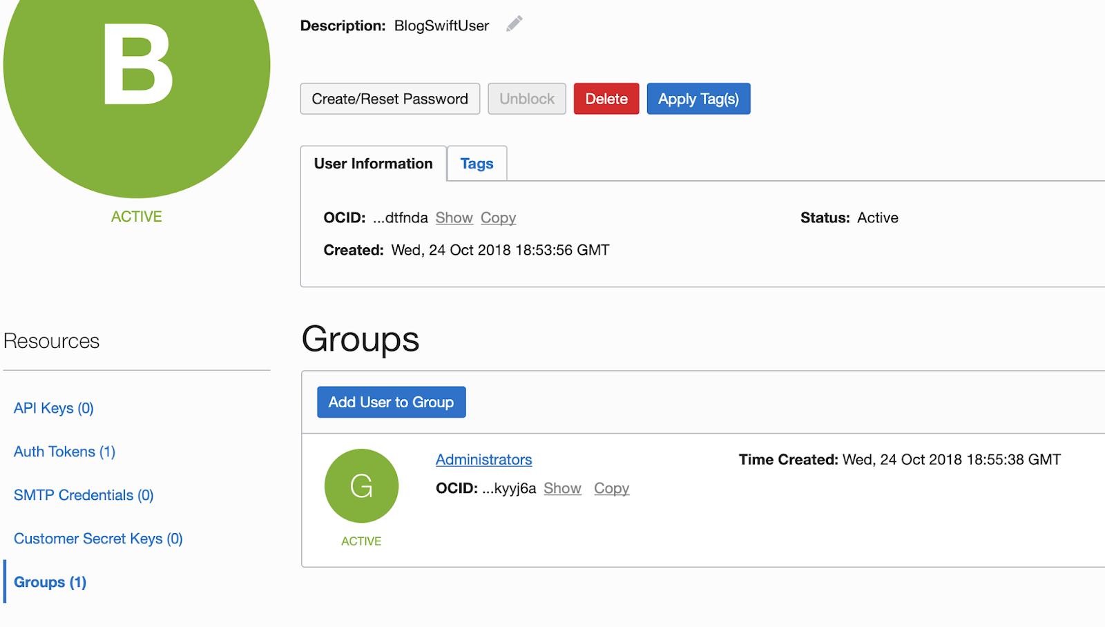 Shashank Tilwalli - Blog: Swift Storage Object Storage for