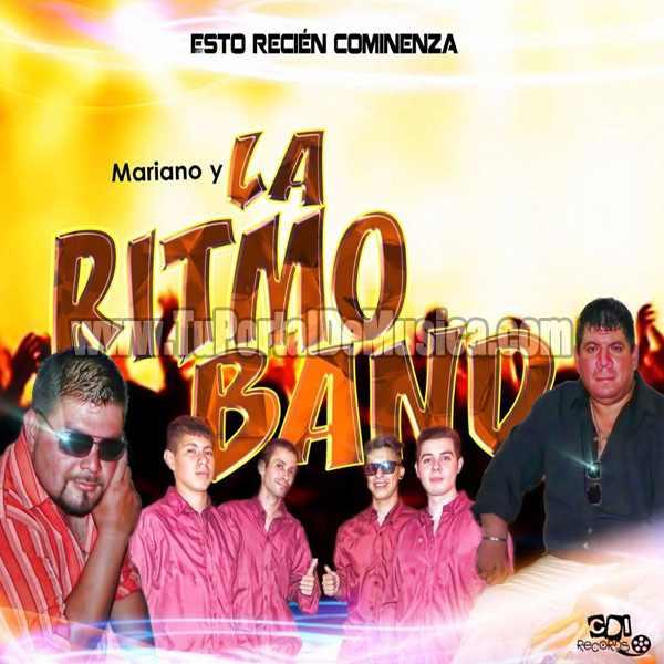 Mariano y La Ritmo Band - Esto Recién Comienza (2017)