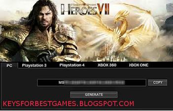 heroes of might and magic 6 serial key generator