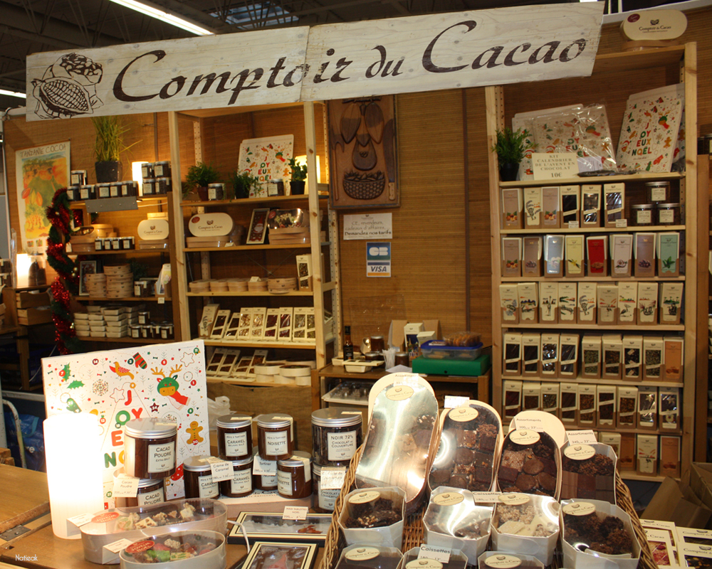 Le comptoir du cacao