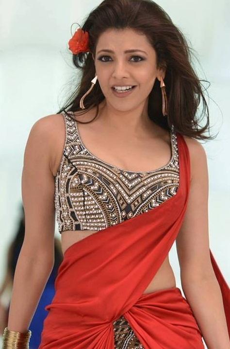 Kajal Agarwal Sexy Stunning Stills from the Movie Khaidi ...