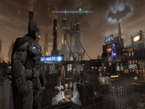 Batman Arkham Origins Game Free Download