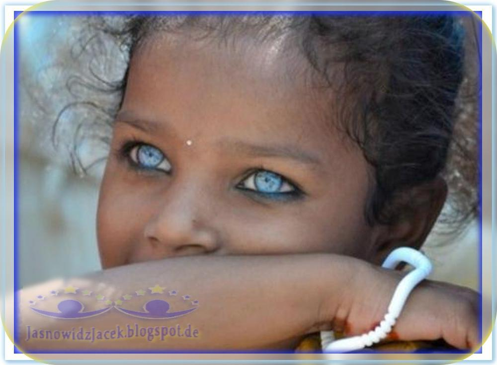 Oczy Zwierciadłem Duszy - Niebo w Oczach