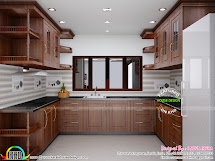 Kitchen Interior Design Kerala Style