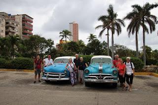 tour auto epoca cuba