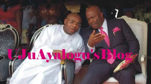 Emmanuel has abandoned my projects, says Akpabio
