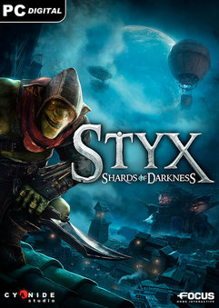 Styx Shards of Darkness PC Full Español | MEGA