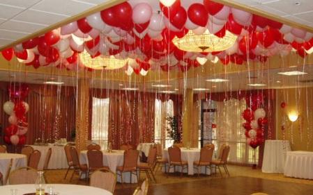 Kreasi balon dekorasi balon for Dekor 17 agustus di hotel