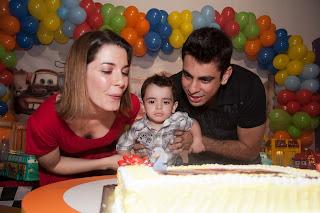 Mãe Sem Frescura - Festa de Aniversário Carros